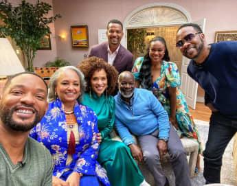 """""""Prinz von Bel-Air""""-Cast Reunion im Jahr 2020"""