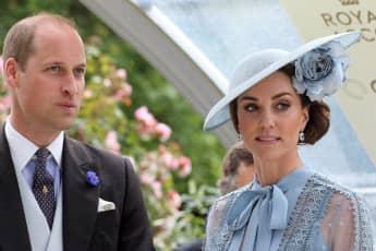 Prinz William und Herzogin Kate reagierten zutiefst bestürzt auf den Unfall