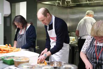 Prinz William Obdachloseneinrichtung The Passage