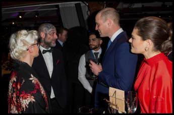 Prinz William Prinzessin Victoria