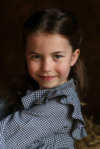 Prinzessin Charlotte 5. geburtstag