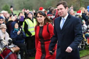 Prinzessin Eugenie und Jack Brooksbank im Dezember 2018