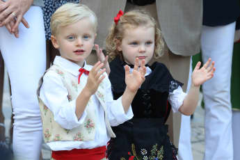 Monaco Prinzessin Gabriella Prinz Jacques 4
