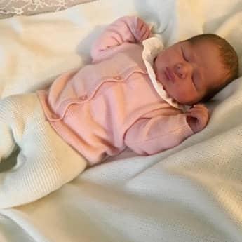 Das erste Bild von Prinzessin Madeleines Tochter, Prinzessin Madeleine von Schweden
