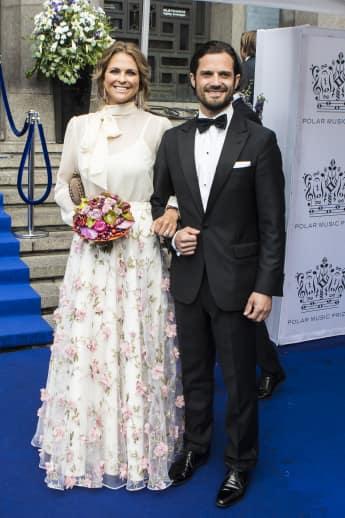 Prinzessin Madeleine Prinz Carl Philip Schweden