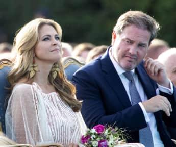 Prinzessin Madeleine vermisst ihre Familie und Freunde