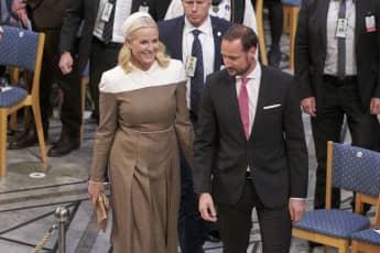 Prinzessin Mette-Marit Friedensnobelpreis