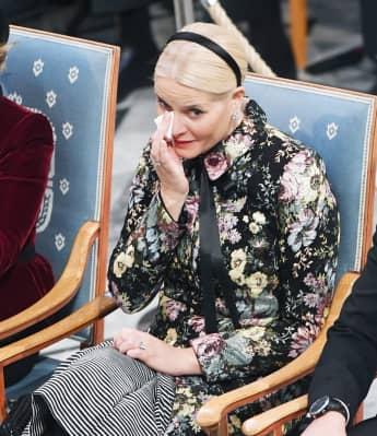 Prinzessin Mette-Marit von Norwegen Friedensnobelpreis 2017