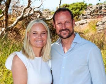 Prinz Haakon Geburtstag Mette Marit