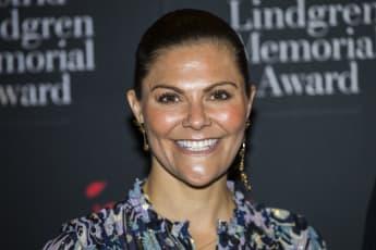 Prinzessin Victoria bei den Astrid Lindgren Awards in Schweden 2019