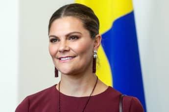 Prinzessin Victoria ist der fleißigste schwedische Royal