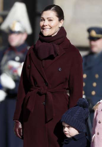Beim 40.Geburtstag ihres Bruders Prinz Carl Philip fehlte von Prinzessin Victoria jede Spur