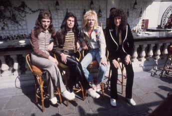The band, Queen