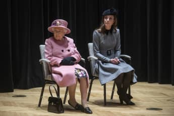 Duchess Catherine & Queen Elizabeth: First Outing Together in 7 Years