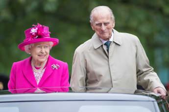 Königin Elizabeth II. Und Prinz Philip feiern Jubiläum mit besonderem Foto