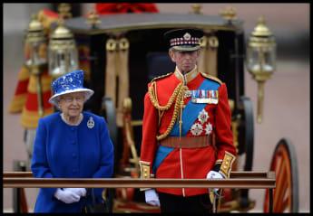 Queen Elizabeth vergisst Prinz Edwards Geburtstag