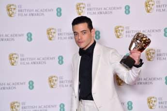 "Rami Malek gewann für ""Bohemian Rapsody"" einen BAFTA"