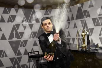Rami Malek Oscar Oscars 2019 bester Hauptdarsteller Queen Bohemian Rhapsody