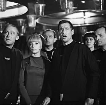 """""""Raumpatrouille Orion""""-Cast"""