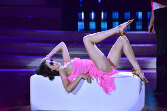 "Rebecca Mir bei ""Let's Dance"" 2012"