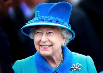 Königin Elizabeth die zweite
