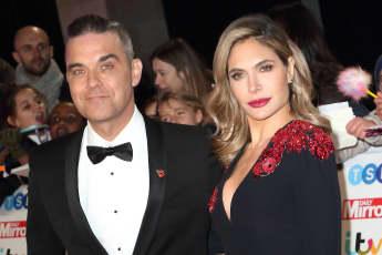 Robbie Williams Ayda Field Leihmutter