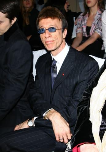 Robin Gibb verstarb 2012 an seiner Krebserkrankung