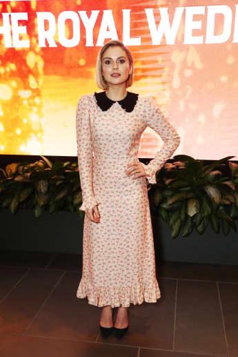 Rose Mclver auf einem Netflix-Event in Los Angeles 2018
