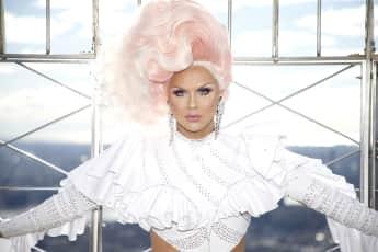"""""""RuPaul's Drag Race"""": Farrah Moan"""