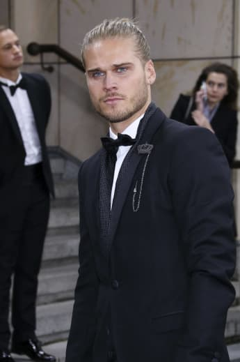 Rurik Gislason GQ Men of the Year Awards 2019