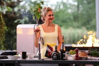 """Ruth Moschner moderierte """"Grill den Henssler"""" und """"Grill den Profi"""""""