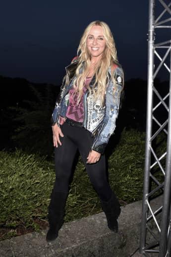 Sängerin Loona im Jahr 2018