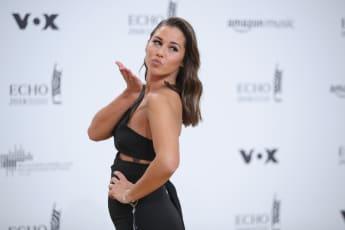 Sarah Lombardi ist erfolgreiche Sängerin und Influencerin