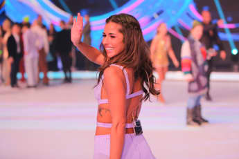 "Sarah Lombardi bei ""Dancing on Ice"" 2019"
