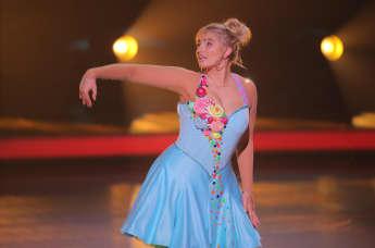 Sarina Nowak Dancing on Ice Finale