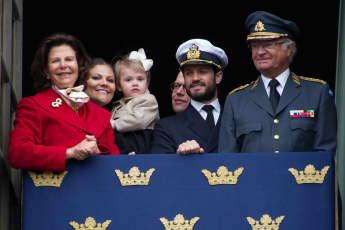 schwedische Königfamilie Geburtstag Carl Gustaf 2014