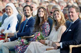 schwedische Royals Prinzessin Victoria Geburtstag