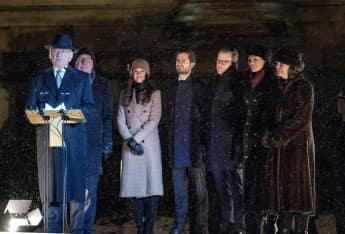 Die schwedische Königsfamilie feiert Weihnachten gemeinsam