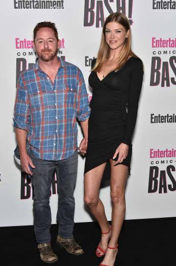 Scott Grimes und Adrianne Palicki haben sich verlobt