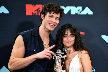 Camila Cabello Shawn Mendes VMA Awards