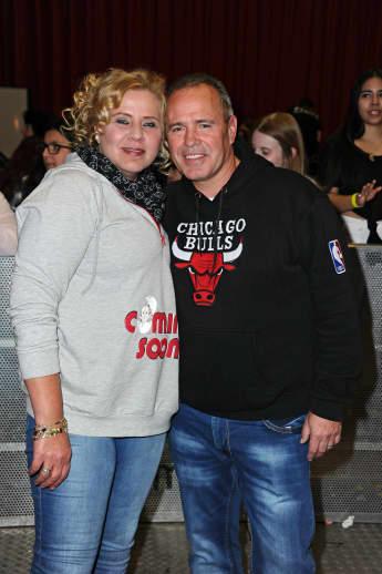 Silvia Wollny und ihr Verlobter Harald Elsenbast