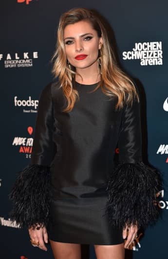 Sophia Thomalla beim Made for More Award von SportScheck