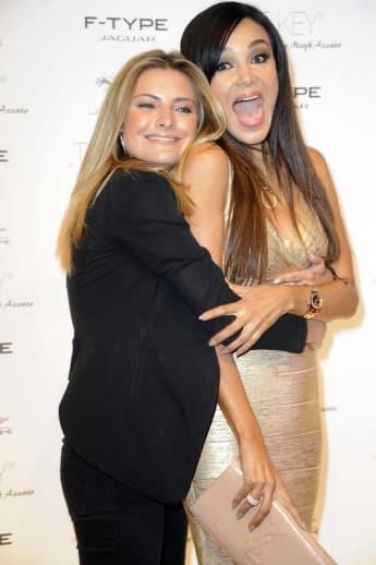 Sophia Thomalla und Verona Pooth