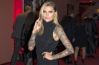 Sophia Thomalla Tattoos