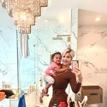 Sophia Vegas mit Amanda