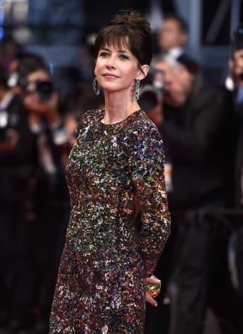 Die französische Schauspielerin Sophie Marceau bei den Internationalen Filmfestspielen von Cannes am 20. Mai 2015