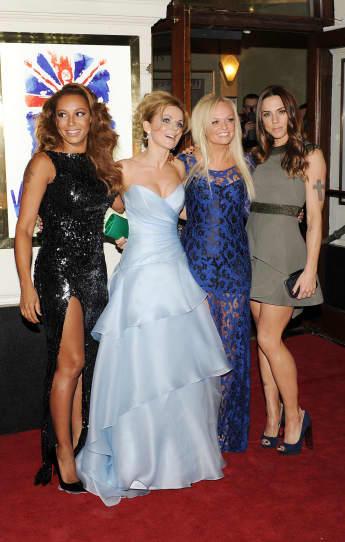 Die Spice Girls kündigen ihr Comeback an