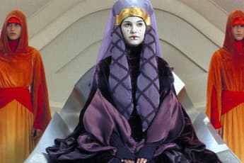 Star Wars Königin Amidala Keira Knightley Natalie Portman