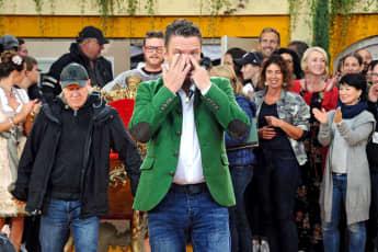 """Stefan Mross bei """"Immer wieder Sonntags"""" zu Tränen gerührt"""