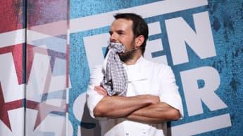 """Steffen Henssler bei der Kochshow Grill den Henssler"""""""